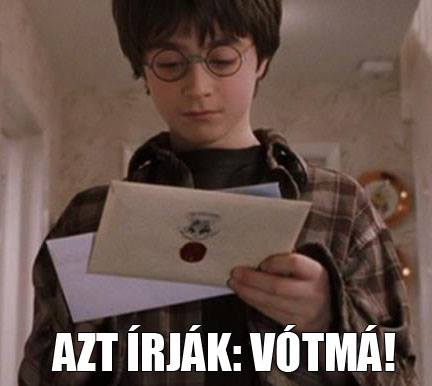 votma harry potter