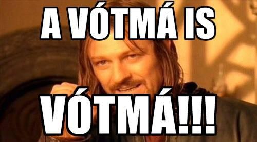 votma is votma