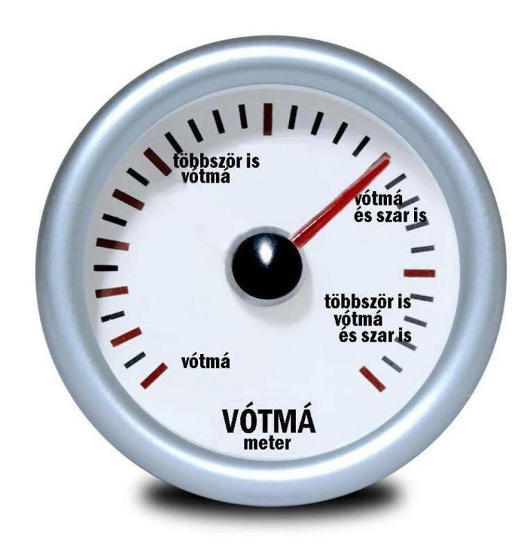 votma meter tobbaszor votma