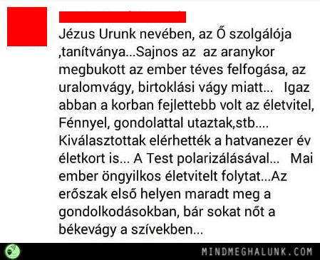 testpolarizalas