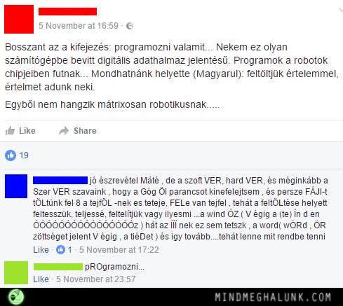 programozni